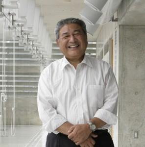 Tô'ichirô Nago, Geschäftsführer von Tropical Plant Resources Institute, Okinawa, Japan